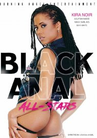 Buy Black Anal All-Stars
