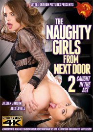Naughty Girls From Next Door 2, The: Caught In The Act