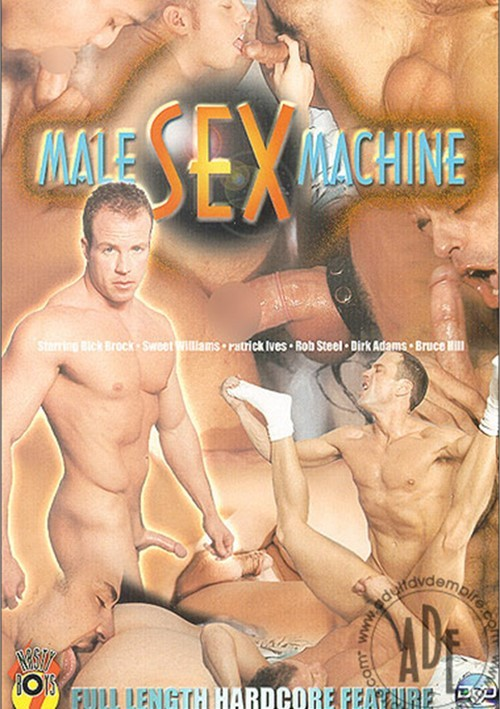 Machine sex 10 dvd