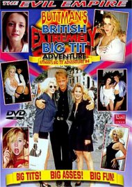 Buttman's British Extremely Big Tit Adventure #4