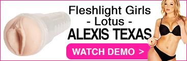 Fleshlight Girls - Lotus - Alexis Texasimage
