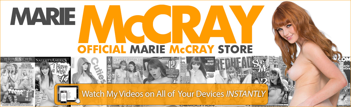 Welcome to the Marie McCray Store DVD, sextoy and Video on Demand theatre and store.