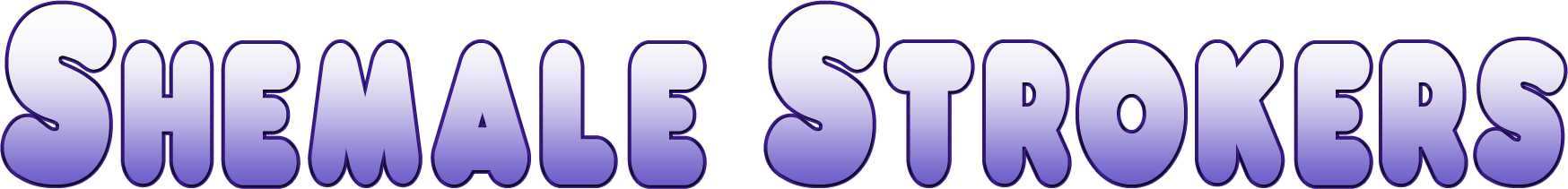 She-male Strokers Logo Image