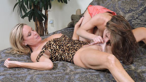 Streaming Mother-Daughter Lesbian Lessons 6