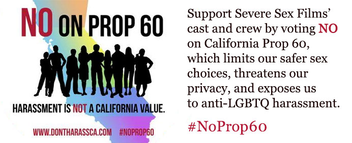 Severe Sex Films Votes #NoProp60 Image