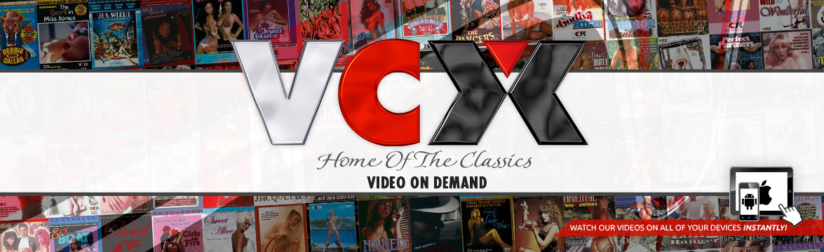 VCX, Home of the Classics. Watch Classic Streaming Porn now! image